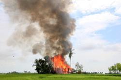 Rohingya groups in 'solidarity' with Myanmar's ethnic Rakhine