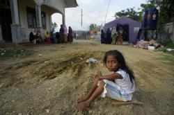 UN: More children wed, risk trafficking in Rohingya camps in pandemic