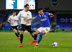 Jahanbakhsh determined to prove himself at Brighton