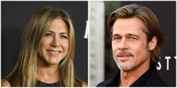 Brad Pitt and Jennifer Aniston reunite 15 years after their divorce