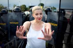 Belarus to hold protest leader Kolesnikova in custody facing trial till November 8 - RIA