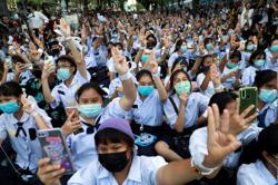 Thai students vow 'peaceful' protest on monarchy reform