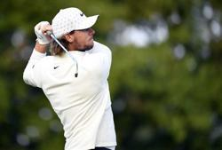 Pieters moves into U.S. Open lead as Winged Foot shows teeth