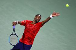 Monfils subjected to racist abuse online after early exit in Rome