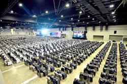 Milestone for large gatherings