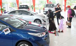 Total vehicle sales up for third consecutive month in August