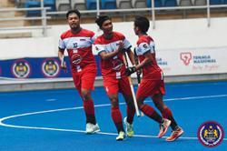 Ramadan's hattrick steers KL to win over Pahang
