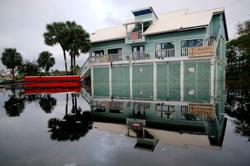 U.S. Gulf Coast tourism, already stung by pandemic, slammed by Hurricane Sally