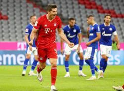 Whirlwind Bayern dismantle Schalke 8-0 in season opener