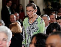 Facts about U.S. Supreme Court Justice Ginsburg