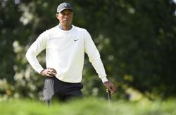 Tiger looks ahead after missing the cut at the U.S. Open