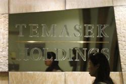 China is Singapore's Temasek top investment venue