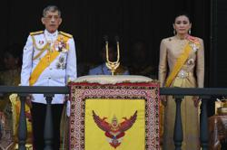 Thai King endorses military's annual reshuffle