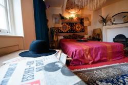Bohemian chic: Jimi Hendrix at home 50 years on