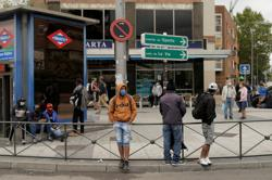 Madrid residents facing localised lockdown doubt curbs will work
