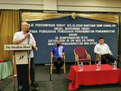 Wee: Govt providing assistance for transport operators affected by Covid-19