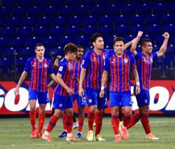 JDT trounces Selangor 6-1; a win or draw away from winning 7th straight Super League crown