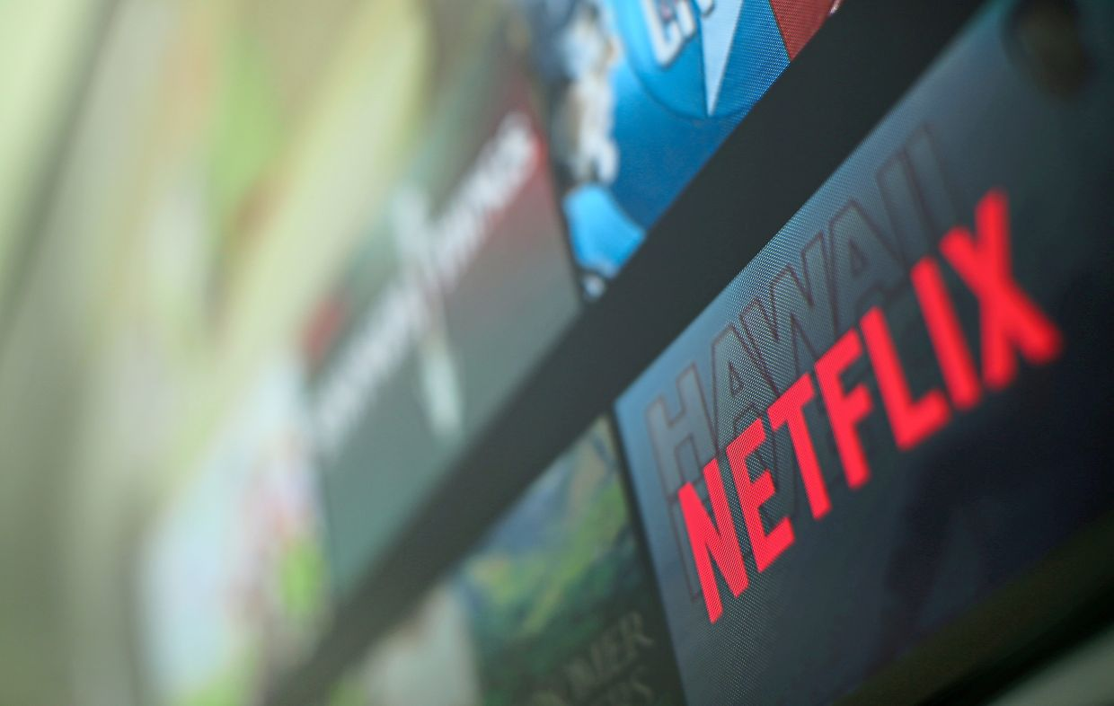 Hashtag #CancelNetflix was trending after the release of a controversial film. — Reuters