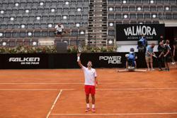 Nadal stunned by Schwartzman in Rome quarter-finals
