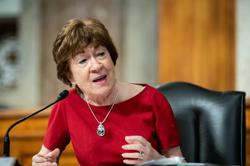 U.S. Senate should not vote on Supreme Court nominee before election - Collins