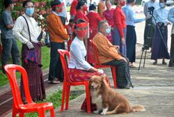 Official: Myanmar won't postpone polls
