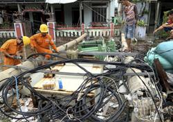 Typhoon Noul kills 3 in Vietnam and cause economic losses up to US$175mil