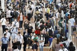 Covid-19 or not, it's a long holiday weekend and travel surges in Japan