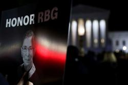 Supreme Court fight after Ginsburg's death energizes women voters on both sides