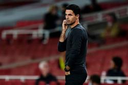 Arsenal a long way from being title contenders, says Arteta