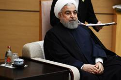 Iran's Rouhani says U.S. faces defeat in bid to reimpose U.N. sanctions