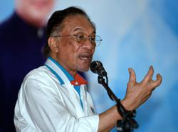 Anwar expresses confidence in garnering enough support to be PM