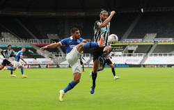 Maupay strikes twice as Brighton ease to win at Newcastle