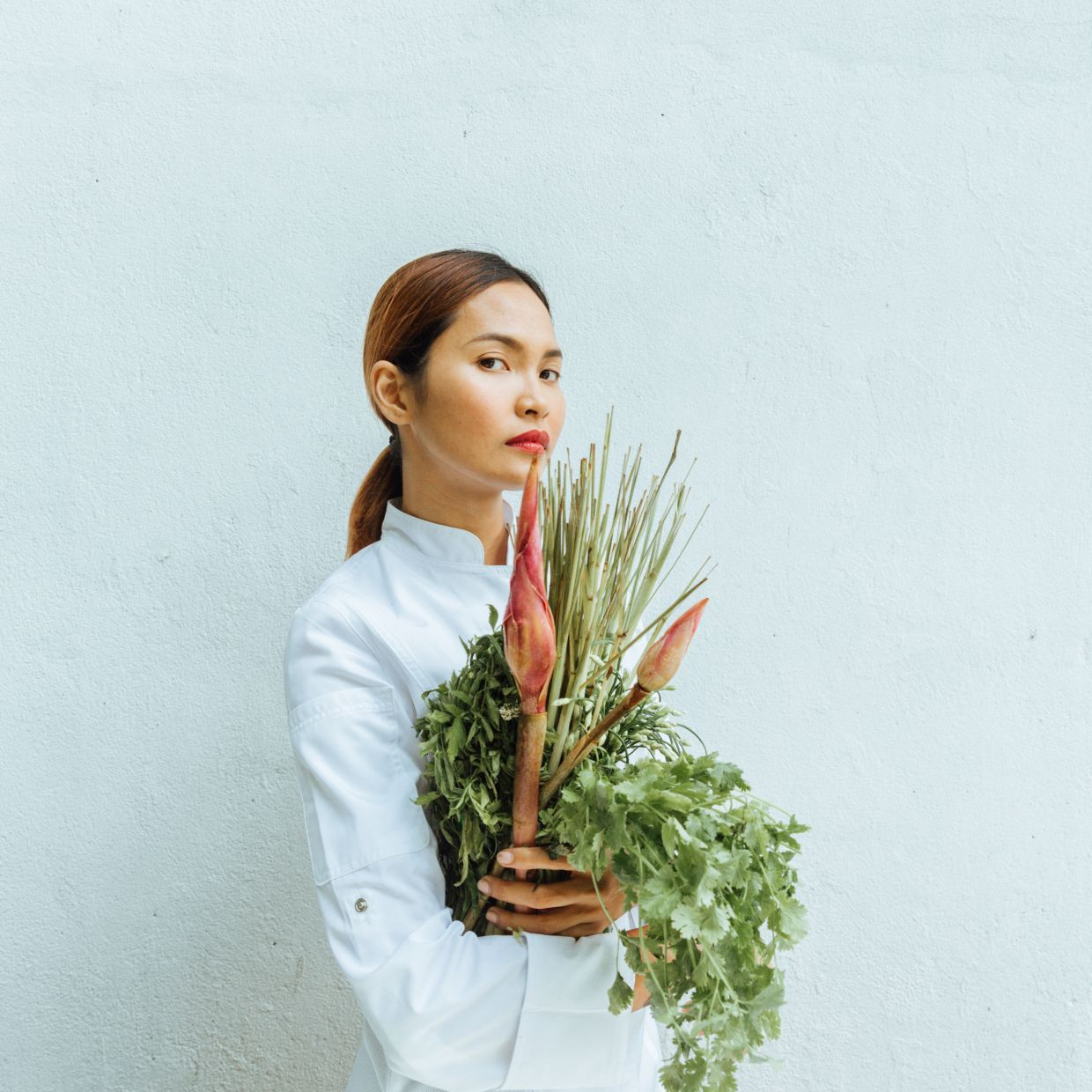 Nurliyana says people with unique cooking skills and the ability to market themselves can find being a personal chef quite a lucrative job.  — NURLIYANA RUSLI