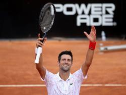 Djokovic battles past Ruud to reach Italian Open final