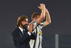 Pirlo enjoys winning start to coaching career as Juve thump Sampdoria