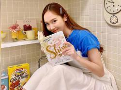 Former Girls' Generation member Jessica to release novel on K-pop industry
