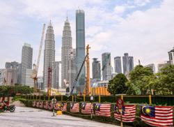 Malaysia's GDP to shrink 6% this year, rebound next year