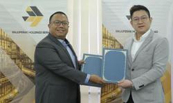Majuperak, Lagenda Properties in Perak JV property venture