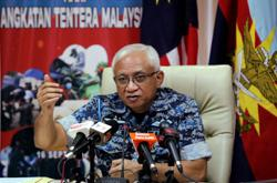 Mohamaddin's comments unacceptable, says Armed Forces chief