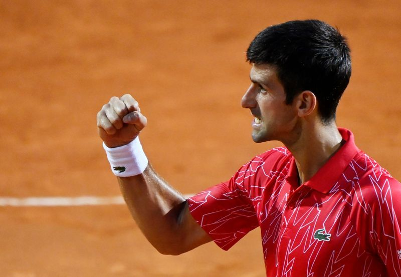 Tennis Djokovic Wins Fifth Italian Open To Make Masters History The Star