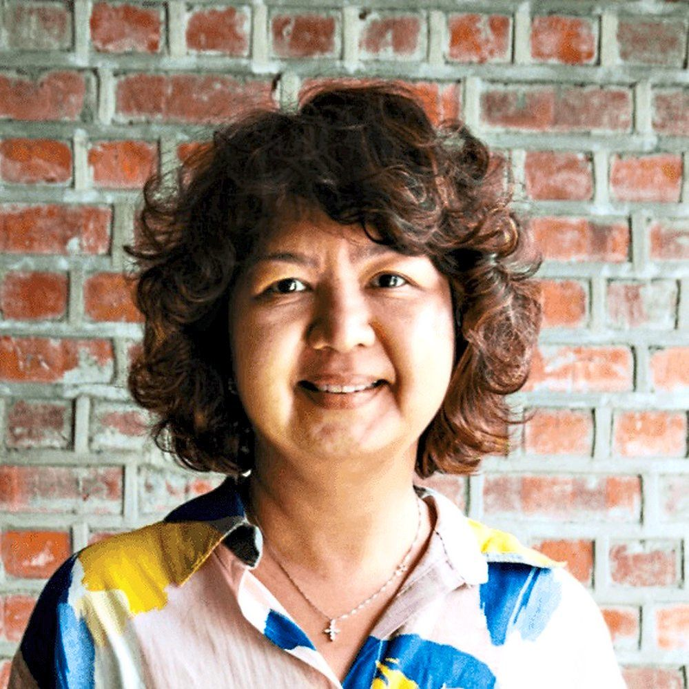 Counselling psychologist and founder of HumanKind and Buddy Bear Pam Gunaratnam. Photo: Buddy Bear
