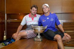 Wawrinka splits with long-time coach Norman