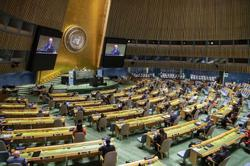 UN declaration: Global challenges can only be addressed by multilateralism