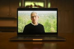 Apple CEO impressed by remote work, sees permanent changes