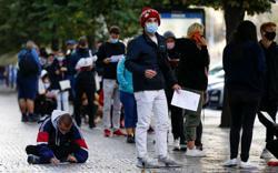 Czech Republic reports 1,476 new coronavirus cases