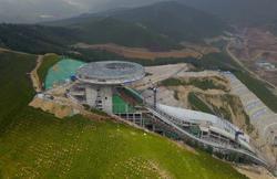 Beijing's 2022 Winter Olympic preparations on track despite Covid-19