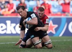 Saracens flanker Rhodes cited for headbutt on Leinster's Henshaw