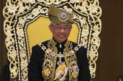 King admitted to IJN for treatment