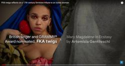 Take art lessons with FKA twigs, Grimes and Matty Healy
