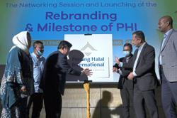 Rebuilding halal industry